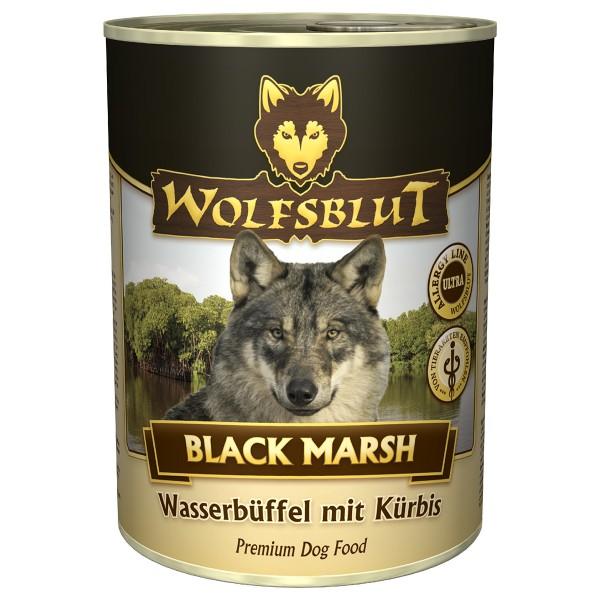Wolfsblut Black Marsh s buvolím masem