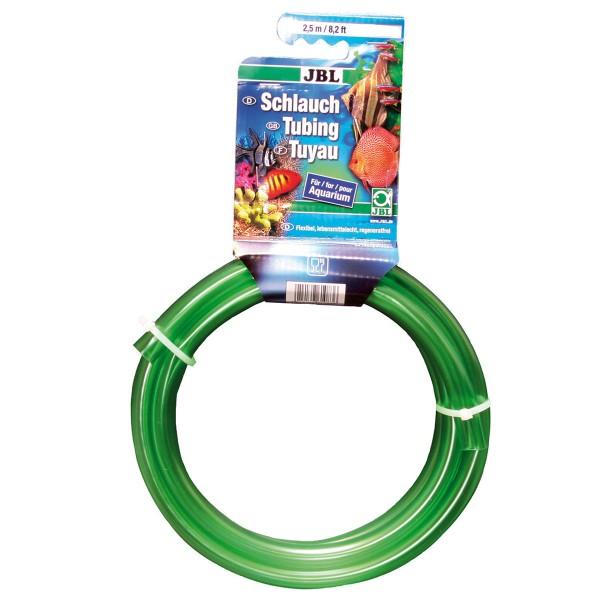 JBL Flexibler Aquaschlauch Grün 2,5m