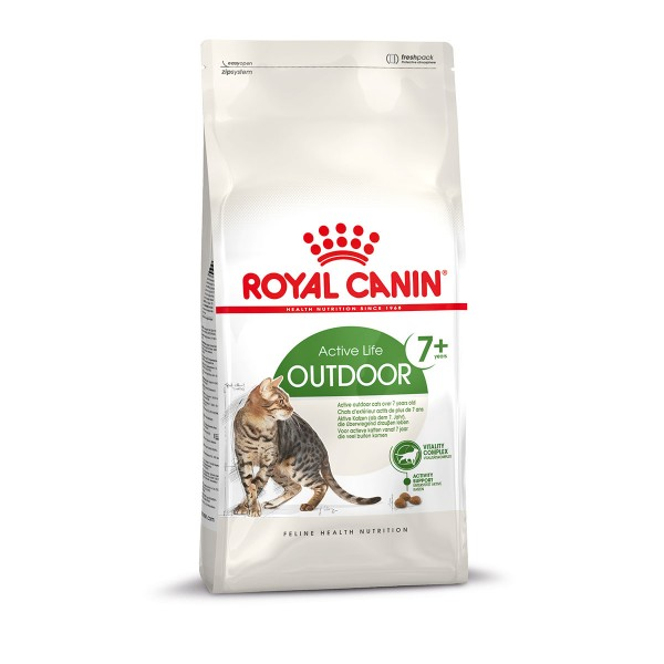 Royal Canin Katzenfutter Outdoor Mature +7