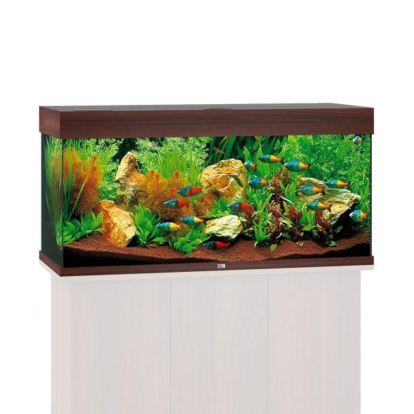 Rio 180 Aquarium ohne Schrank - Dunkelbraun