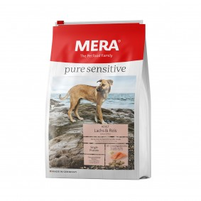 MERA pure sensitive Lachs und Reis