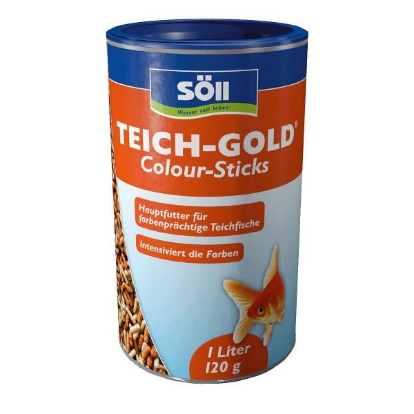 Söll TEICH-GOLD Colour Sticks - 1l