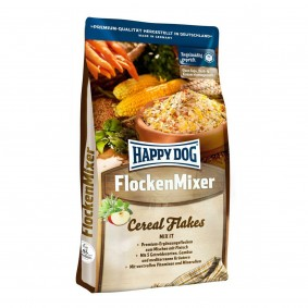 Happy Dog Flocken Mixer Ergänzungsflocken