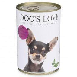 Dog's Love Futter Classic Lamm mit Kartoffel, Kürbis & Marille