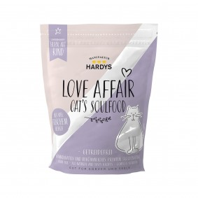 Hardys Love Affair Cat's Soulfood Huhn mit Rind