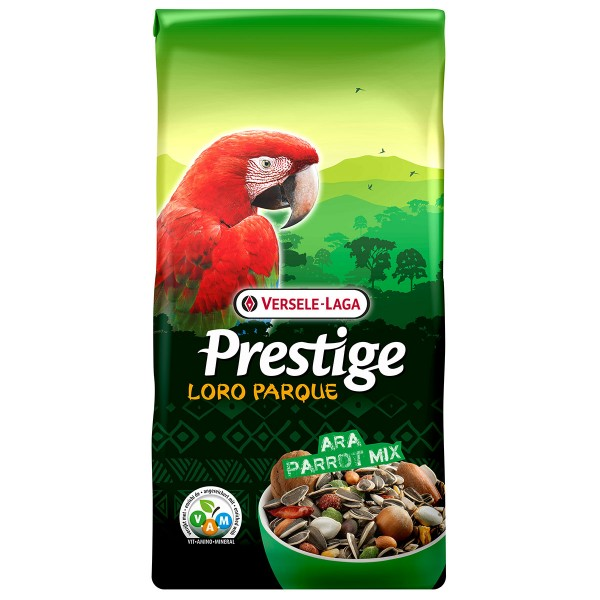 Versele Laga Prestige Loro Parque Ara Parrot Mix 15kg