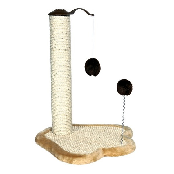 Trixie Sisal-Kratzpfote mit Stamm 50 cm - beige/braun