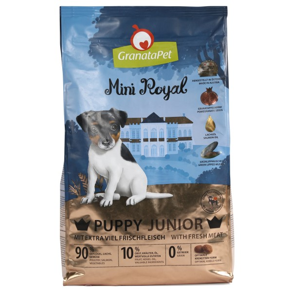 GranataPet Mini Royal Junior/Puppy 1kg