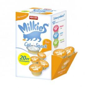 Animonda Katzensnack Milkies Schleck-Snack Harmony 20x15g