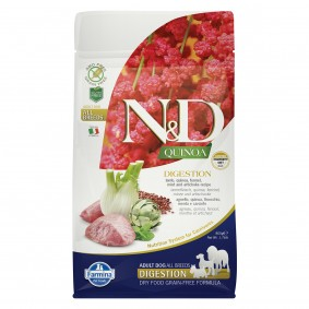 N&D Dog Quinoa Digestion Lamb