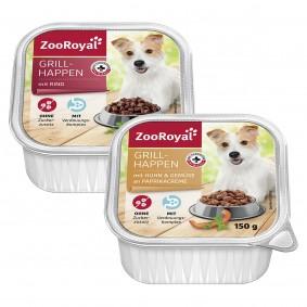 ZooRoyal Grillhappen Mixpaket