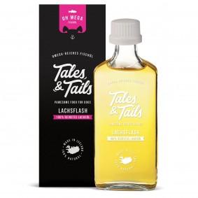 Tales & Tails Oh Mega Lachsflash 240ml