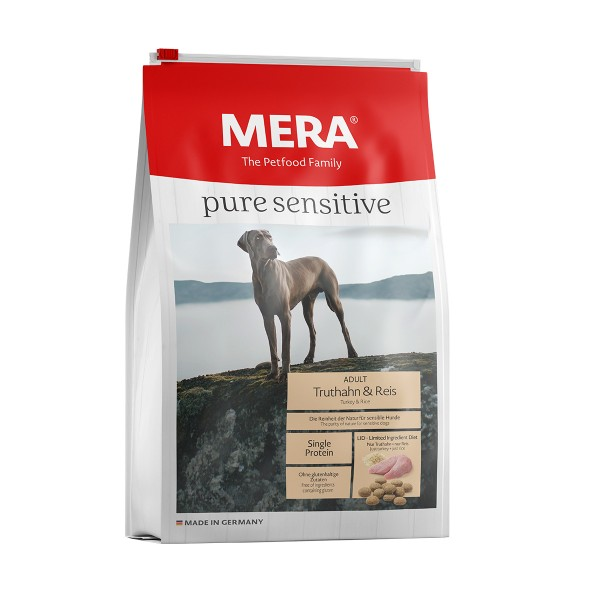 MERA pure sensitive Truthahn und Reis