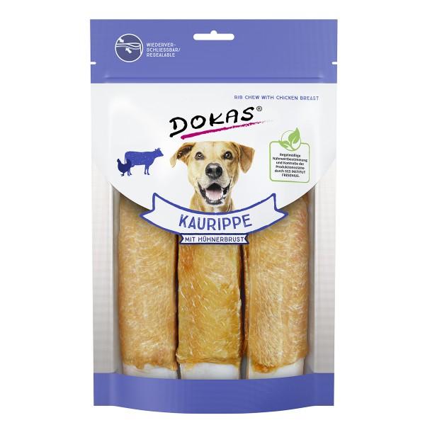 Dokas Kaurippe mit Hühnerbrust 3 Stück