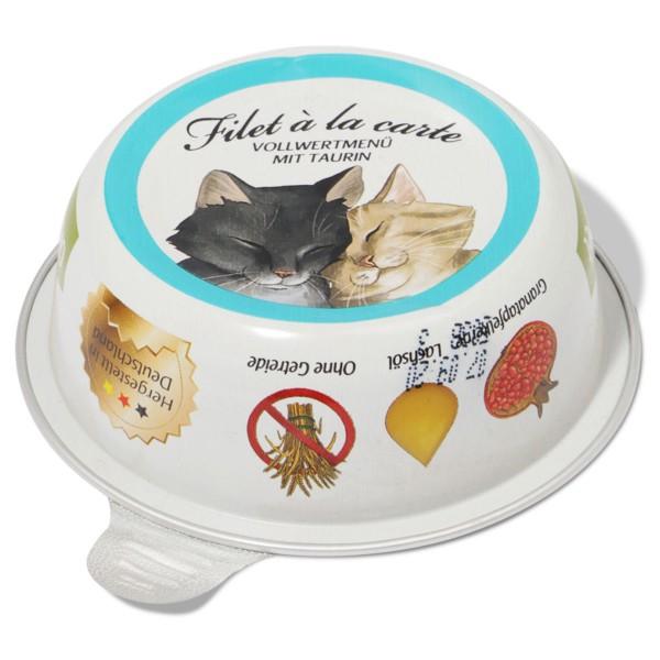 GranataPet Filet à la carte Thunfisch & Pute