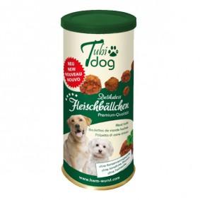 Hansepet Hundesnack Tubidog Fleischbällchen 120 g
