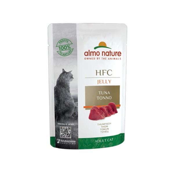 Almo Nature HFC in Jelly Thunfisch