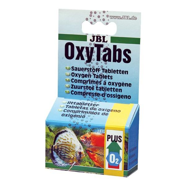 JBL OxyTabs Sauerstofftabletten