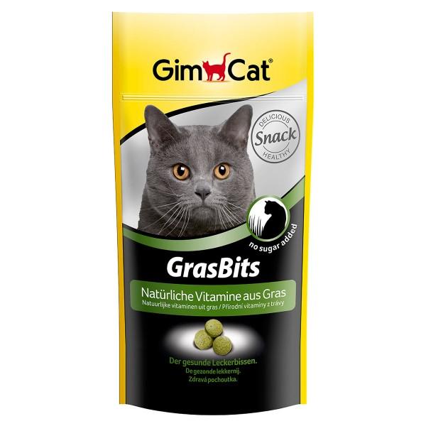 GimCat Katzensnacks GrasBits 40g