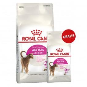 Royal Canin Katzenfutter Exigent 33 Aromatic attraction 10kg+2kg gratis
