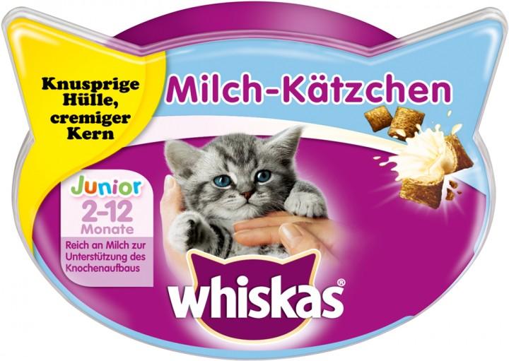 Whiskas Junior Milch-Kätzchen 55g