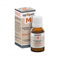 apopet Schüßler Salz Kombination M (Magen und Darm)