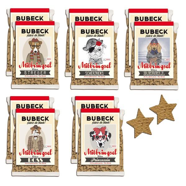 Bubeck Hundesnack Mitbringsel Hipster 2,1kg