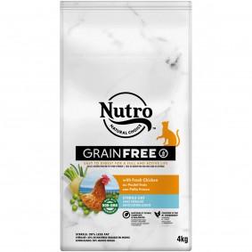 Nutro Grainfree Adult Sterilized Huhn