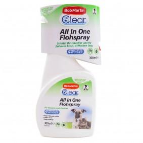 Bob Martin Clear All In One Flohspray 300 ml