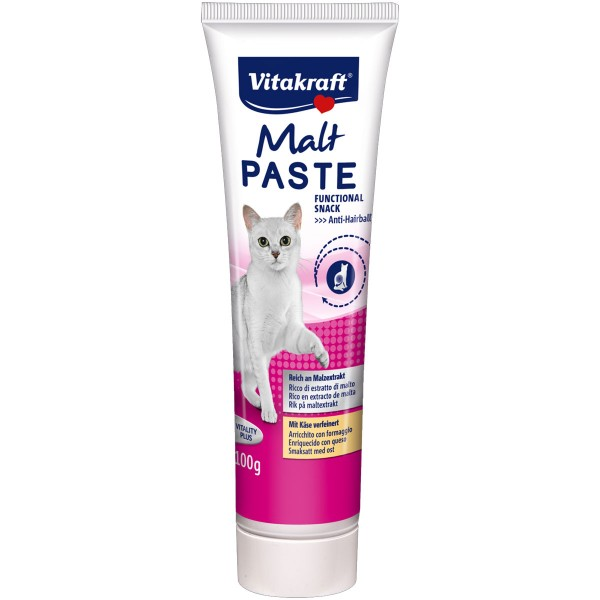 Vitakraft Malt Paste mit Käse 100g