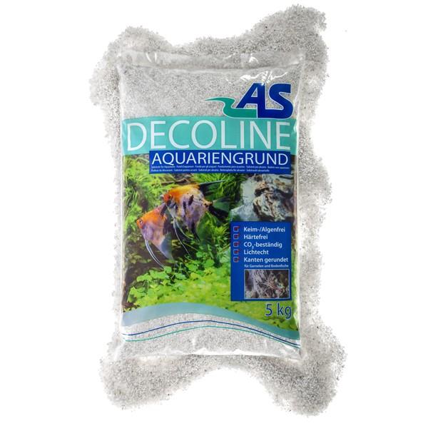 AS Decoline Aquarienkies superweiß 5 kg