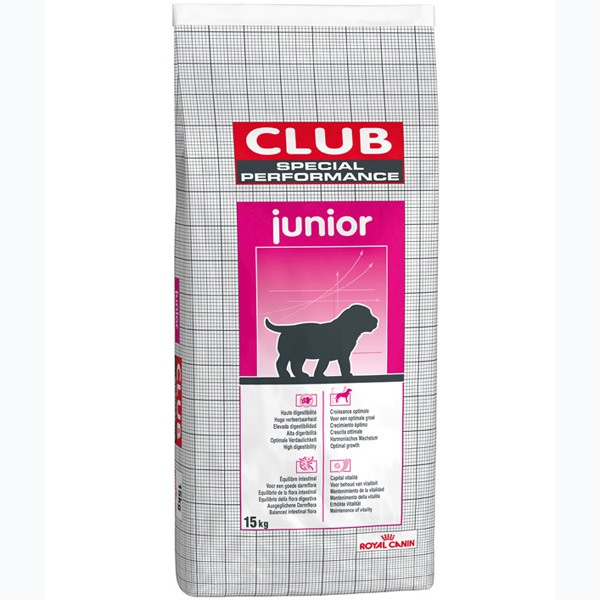 Royal Canin Club Special Performance Junior 15kg