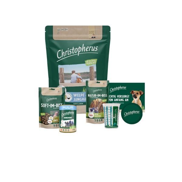 Christopherus Welpenpaket Frischfleisch 2,095kg