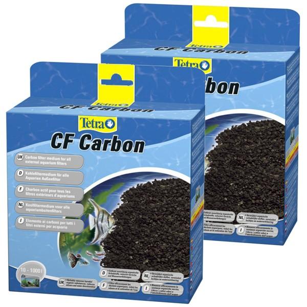 Tetra CF Carbon Kohlefiltermedium 12 Stück