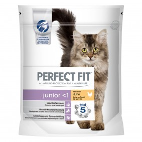Perfect Fit Katzenfutter Junior reich an Huhn