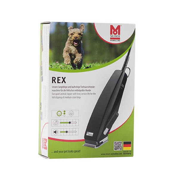 Moser Schermaschine Rex