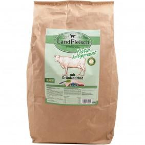 Groß Gaglow Angebote Landfleisch Tiernahrung LFT GmbH Dog Natur kaltgepresst Senior mit Grünlandrind - 5kg