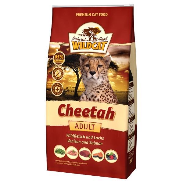 Wildcat Cheetah mit Wild