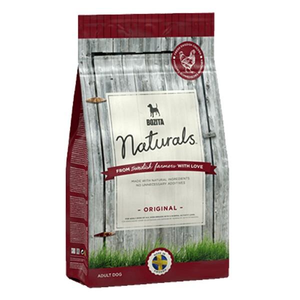 Bozita Hunde-Trockenfutter Naturals Original