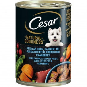 CESAR NATURAL GOODNESS Dose mit Huhn