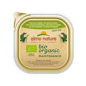 Almo Nature Bio Organic mit Huhn und Gemüse