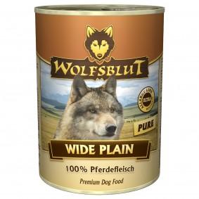 Wolfsblut Wide Plain Pure mit Pferdefleisch