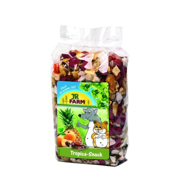 JR Farm Tropica-Snack 200g