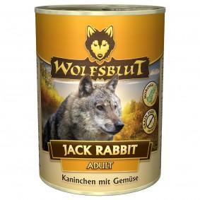Wolfsblut Jack Rabbit Adult s králíkem a zeleninou