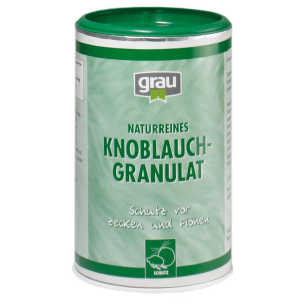 Grau Knoblauchgranulat 150g