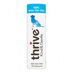 thrive Kind & Gentle 100% Weißer Fisch Hundesnack 15g
