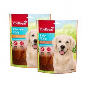 ZooRoyal Hundesnack Filets 6x150g