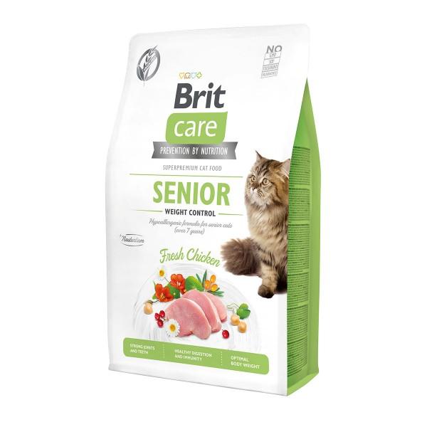 Brit Care GF Senior Weight Control