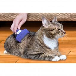 FURminator Katze Langhaar Bürste für Unterwolle