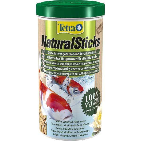 Tetra Teichfutter Natural Sticks - 1l